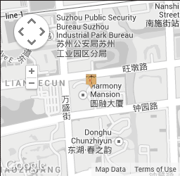 Dragonfly @ Harmony City Suzhou Map